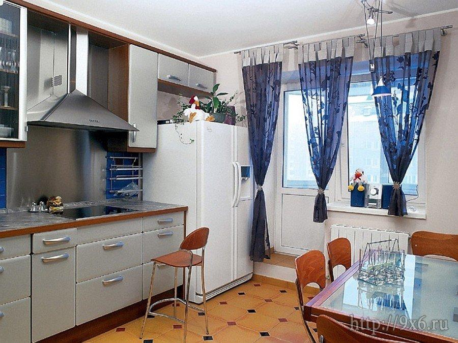 """Отличная кухня с выходом на балкон."""" - карточка пользователя."""