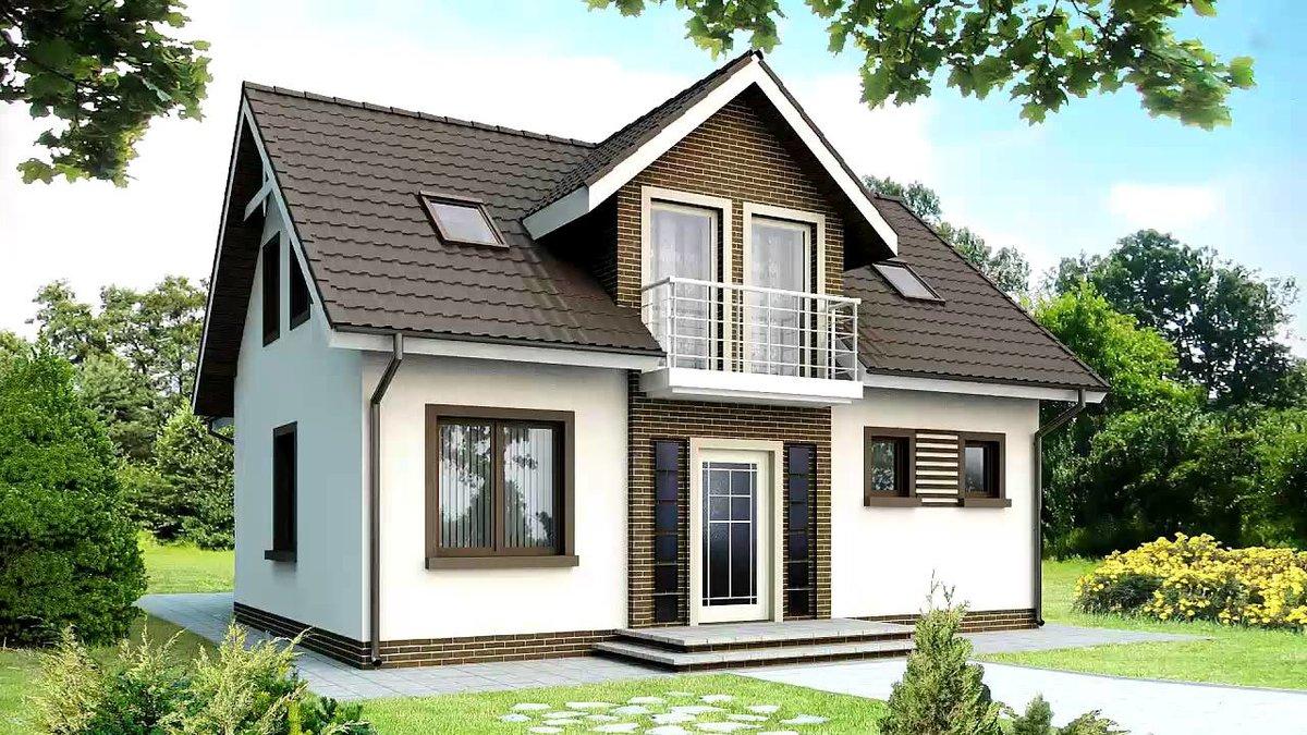 строительство эконом домов из пеноблоков