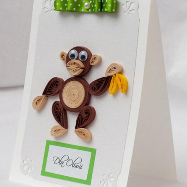 будут открытки с обезьянами своими руками интереса изучению природы