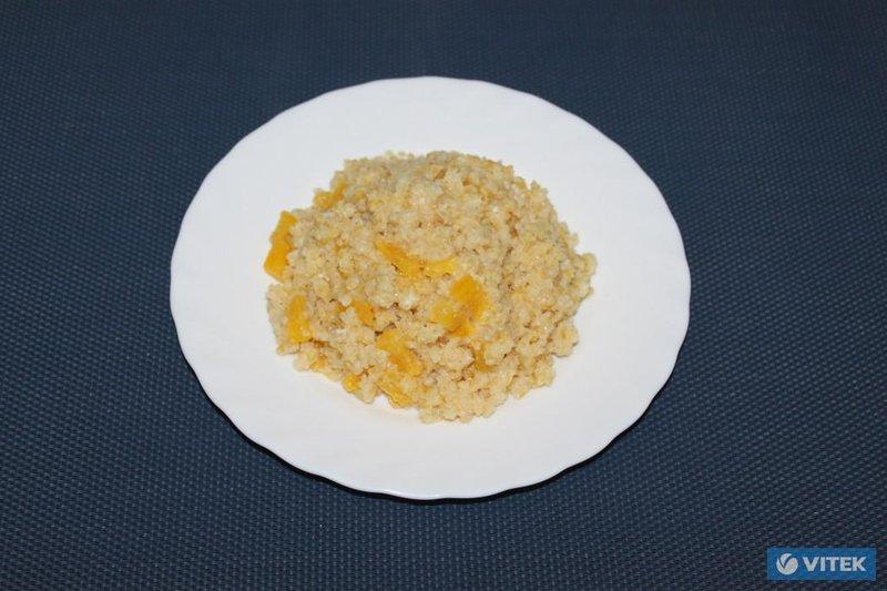пшеничная каша с тыквой рецепт с фото