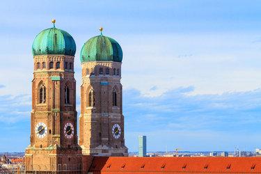 собор фрауэнкирхе в мюнхене
