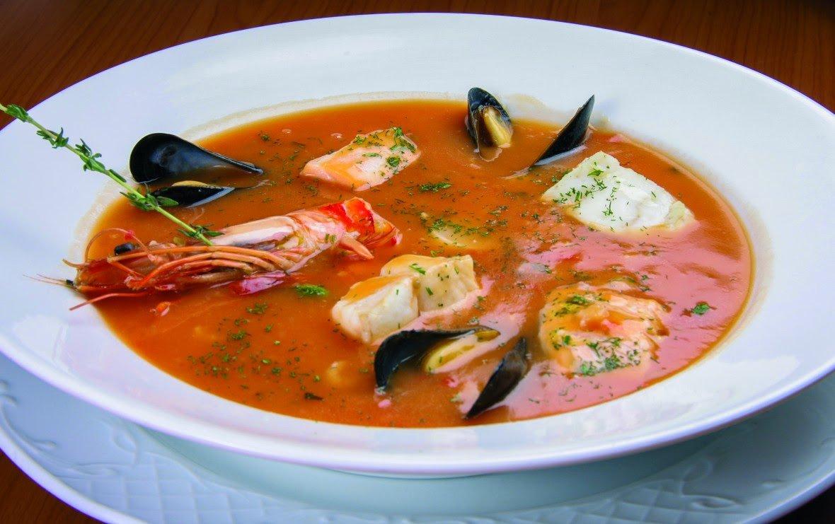 салоне представлен суп буйабес рецепт с фото так