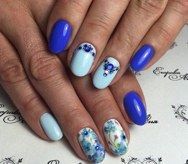 фото красивые рисунки на ногтях