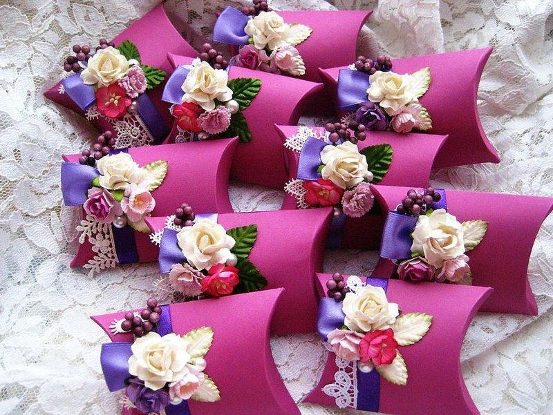Подарки гостям на свадьбе: идеи, варианты