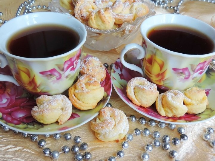 Картинках приколах, чай с печеньками открытки