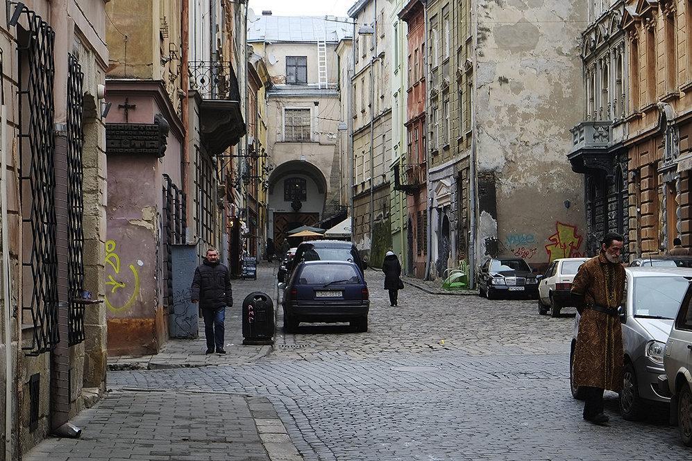 фото улиц львова