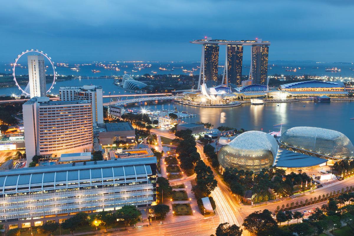 Смешная, красивые картинки сингапура