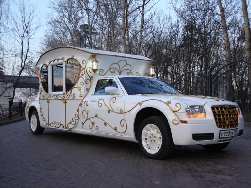 Лимузин-карета Chrysler 300C