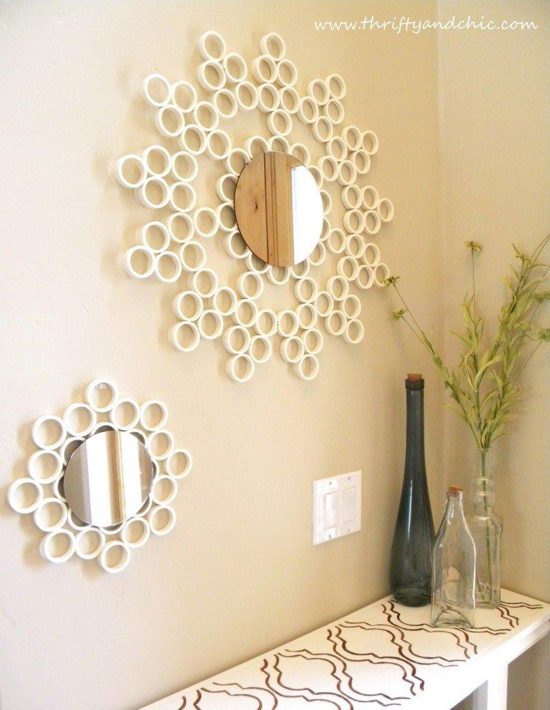 Поделки своими руками в домашних условиях на стену