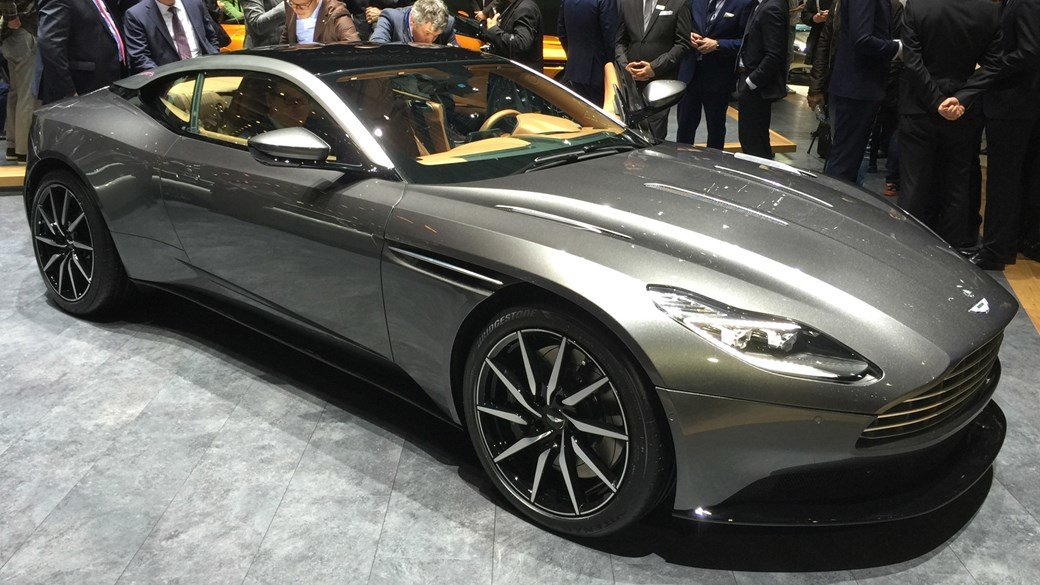 Aston Martin Db11 New 600bhp Twin Turbo Gt Officially Revealed By