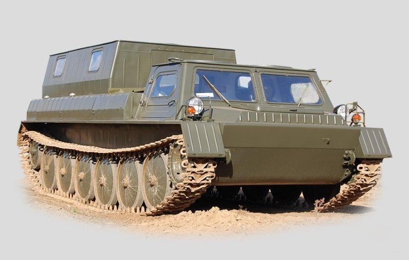 Вездеход ГАЗ-34039-32