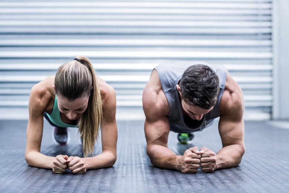 Фитнес терпеть сила воли