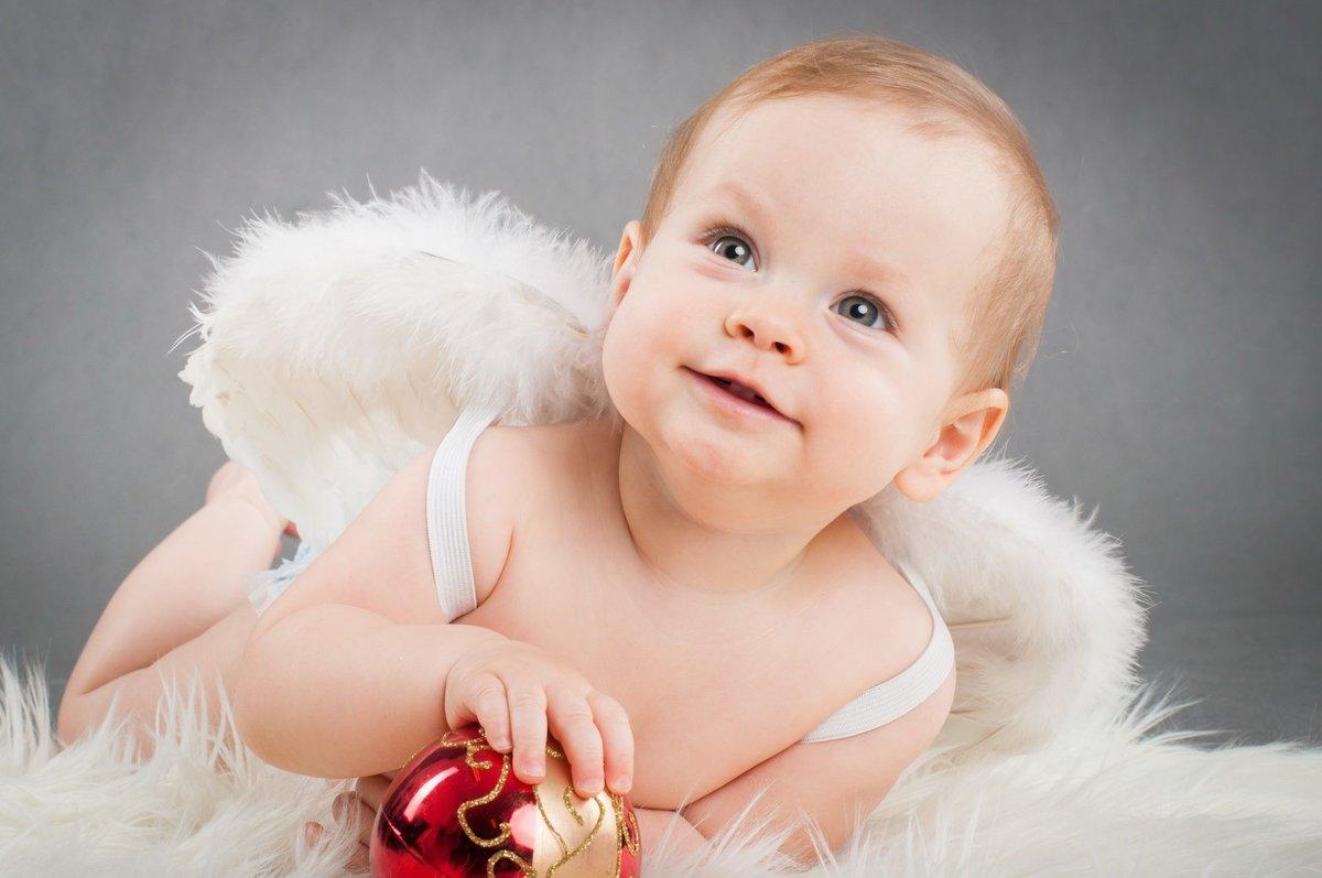скрыть крепеж, картинка симпатичного малыша передаются, выкидываются