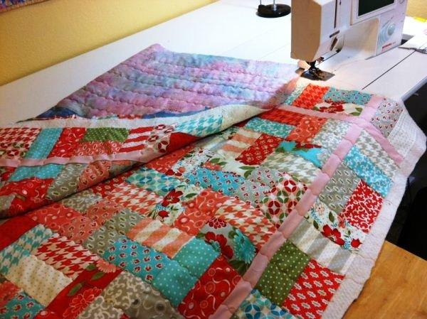 Одеяло своими руками связан фото 311