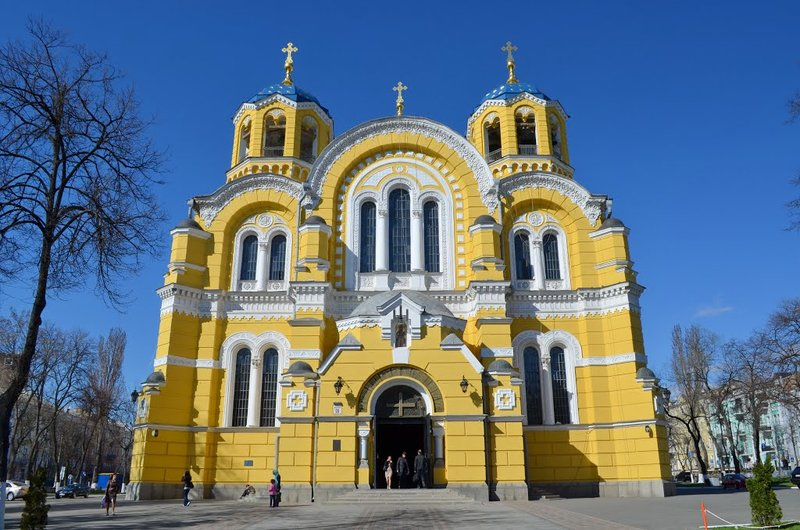 Владимирский собор Киев