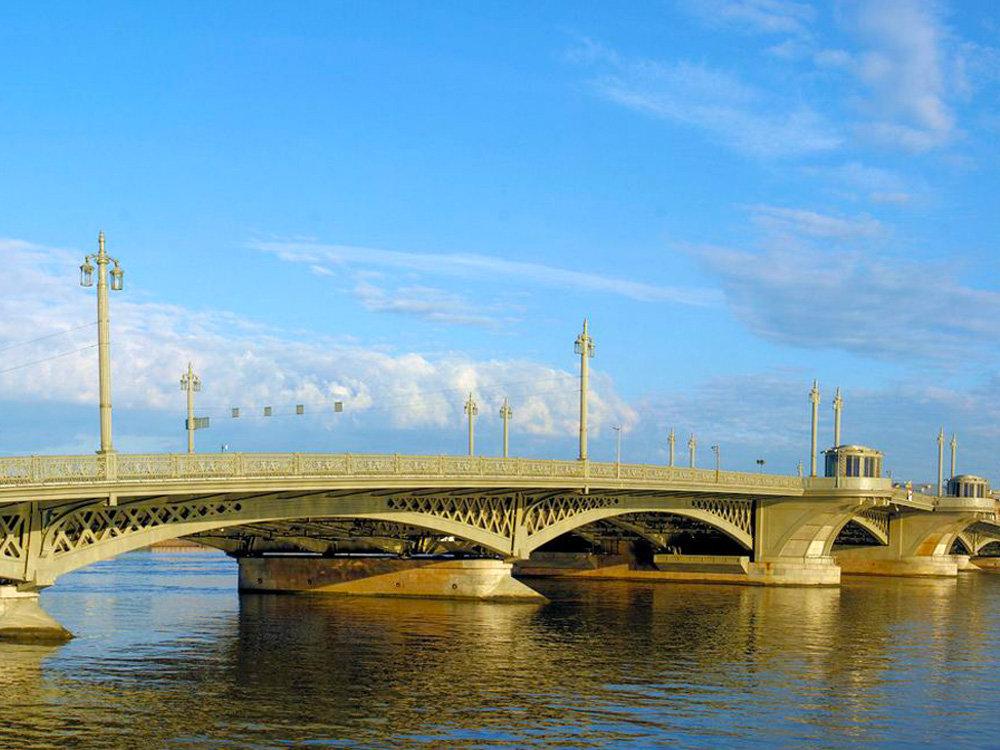 картинка мост благовещенский мост пересадке послужит явная