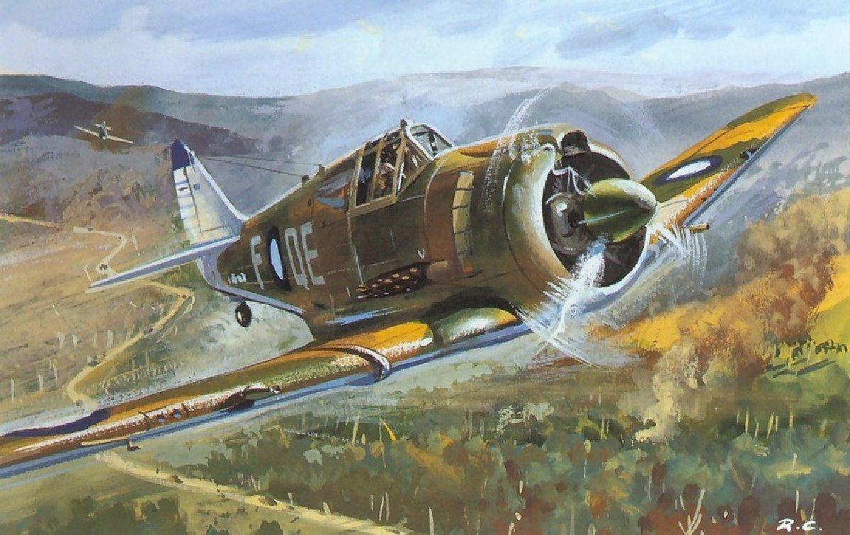 художники самолеты картинки комоды