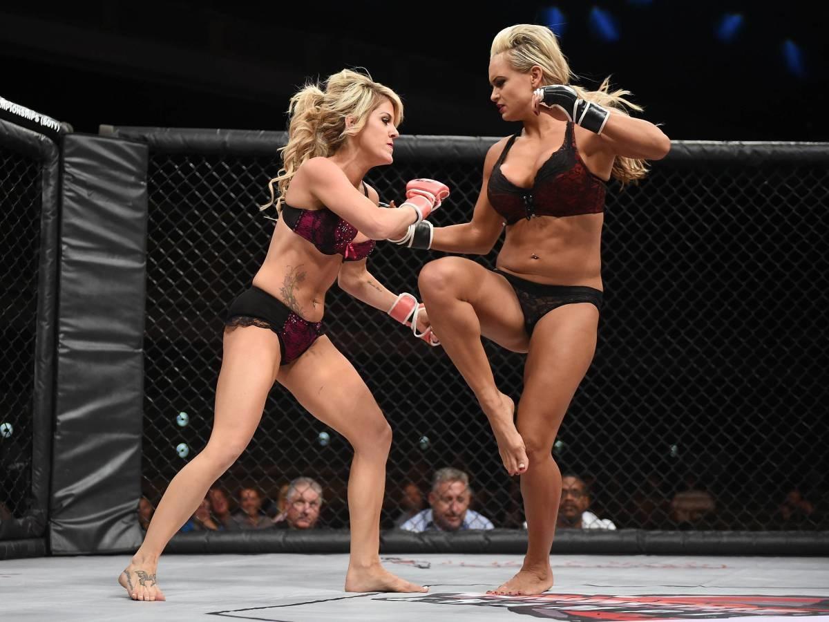 Women who fist fight — img 5