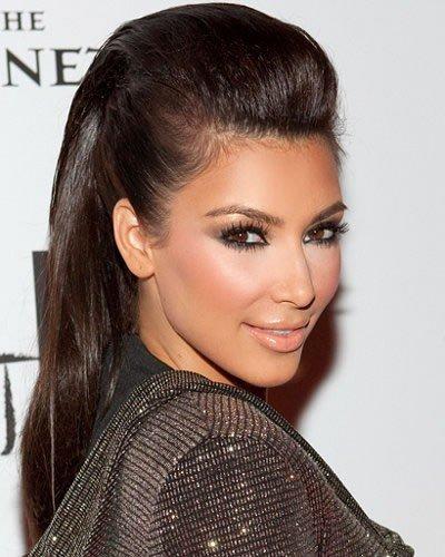 Прическа на длинный волос с начесом фото