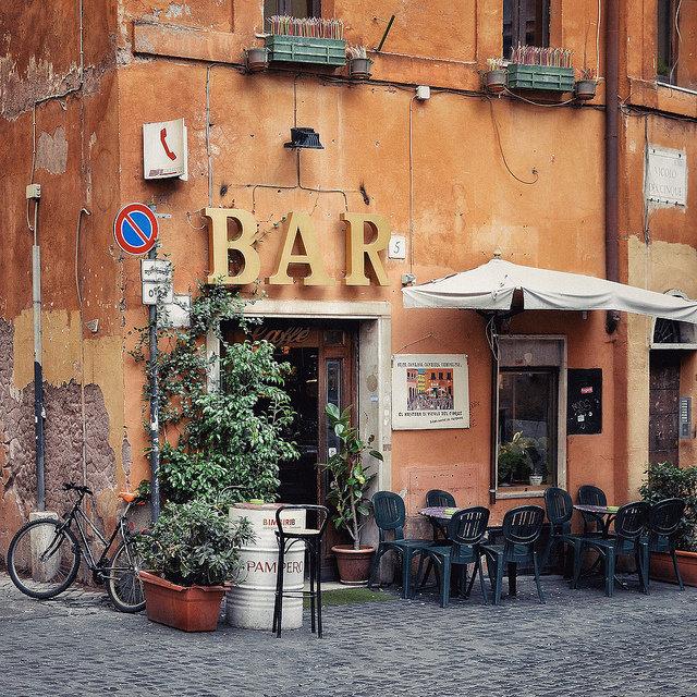Улица Vicolo del Cinque
