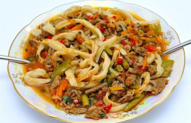 Как приготовить лагман узбекский рецепт с фото
