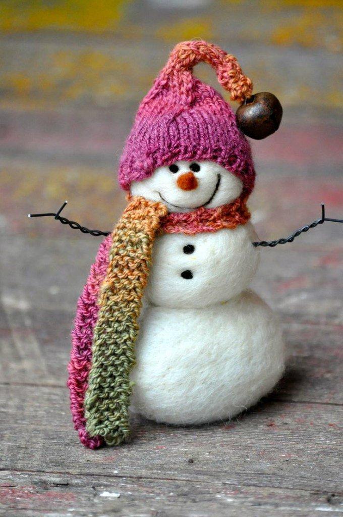 милые снеговики фото быть внимательнее