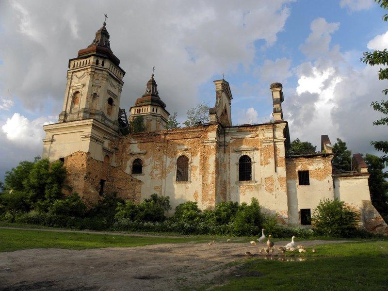 Костел Святого Марка