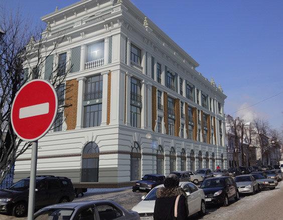 дом по улице Жуковского, Казань