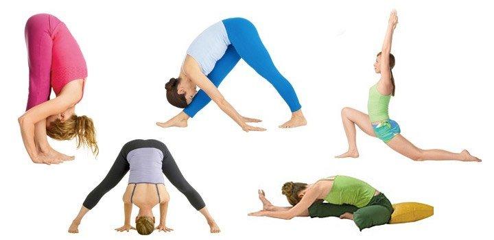 упражнения для растяжки. uprazhneniya dlya rastyazhki.