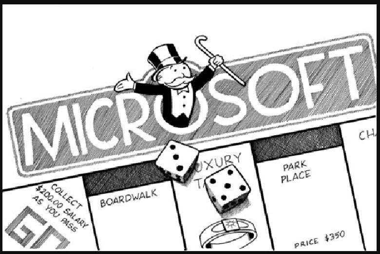 a discussion on whether microsoft is a monopoly Predatory pricing - microsoft's modus the debate about whether microsoft is a monopoly or after a brief discussion, mr clow requested that microsoft make a.