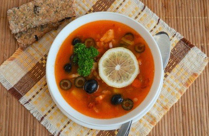 как приготовить дома суп