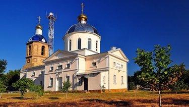 храм церковь старая майна