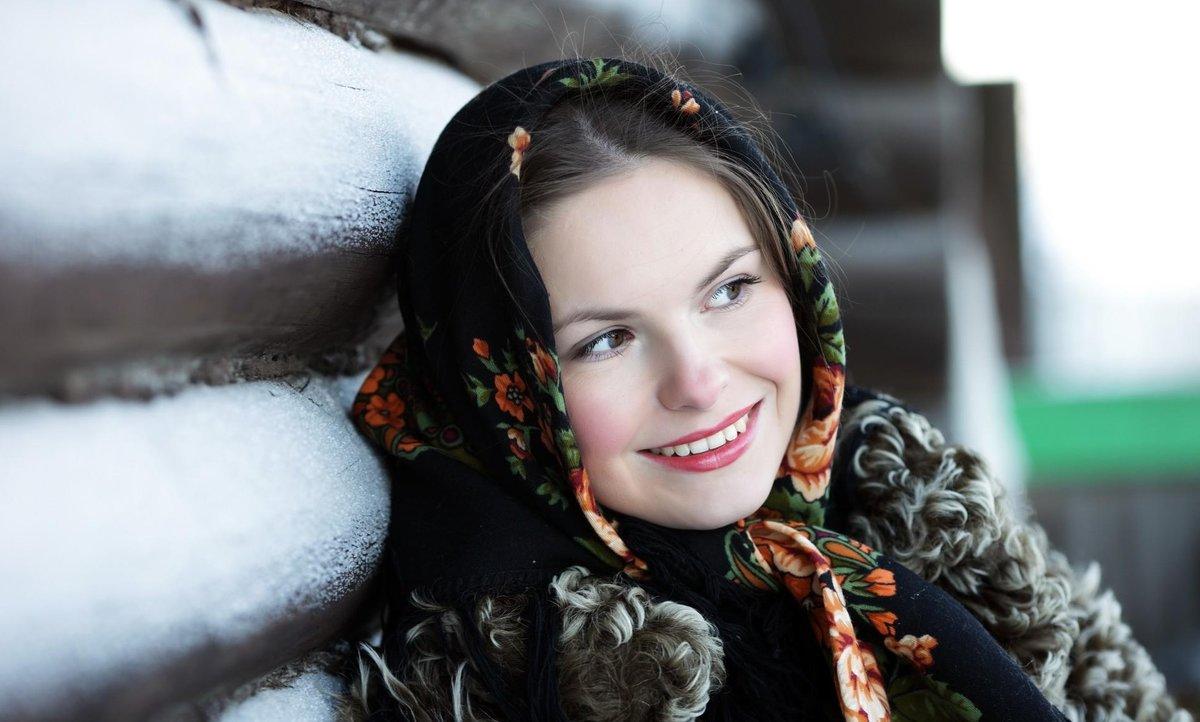 русская женщин фото этой рубрике