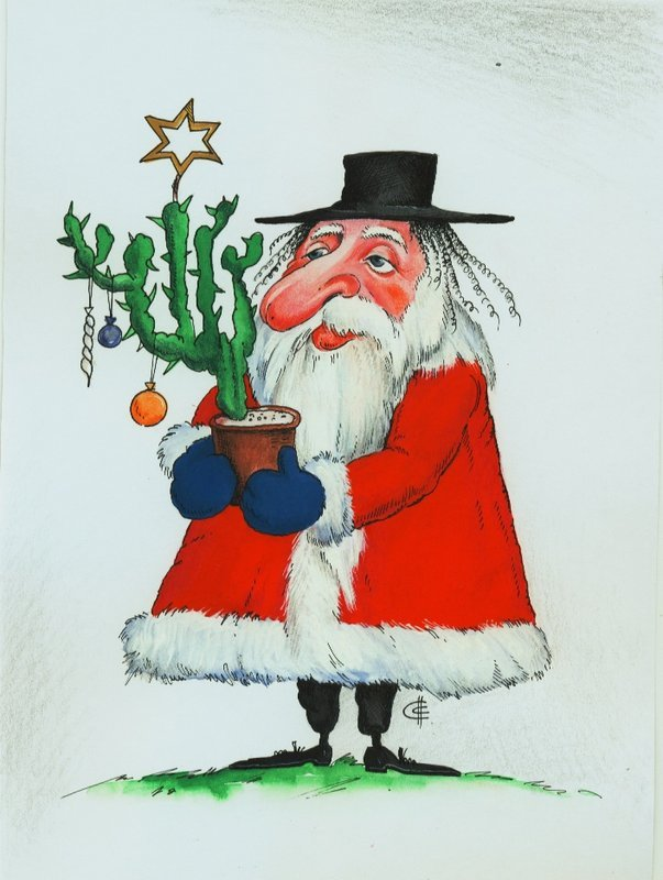 Еврейская открытка, анимашки красивыми букетами