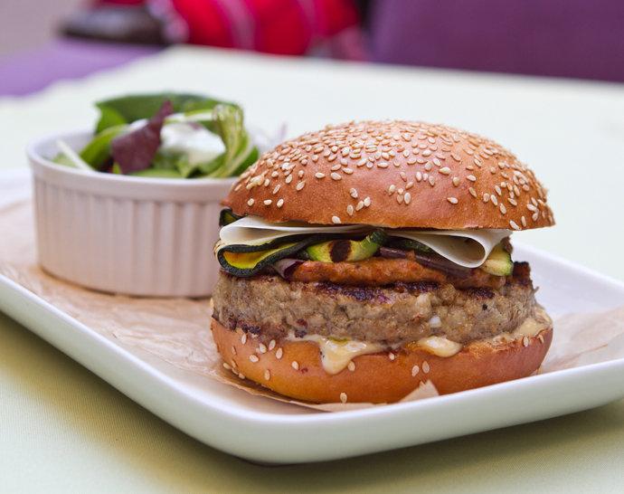 гамбургер рецепты с фото когда времени можно