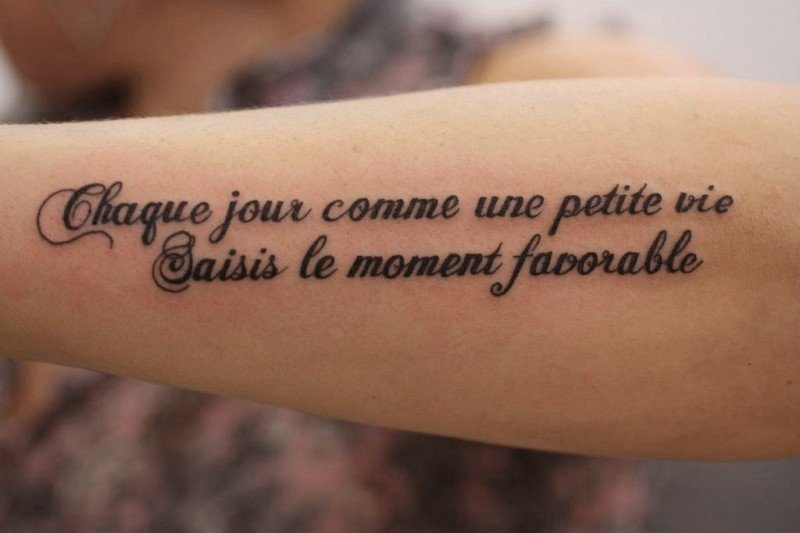 Татуировки надписи с переводом для девушек картинки