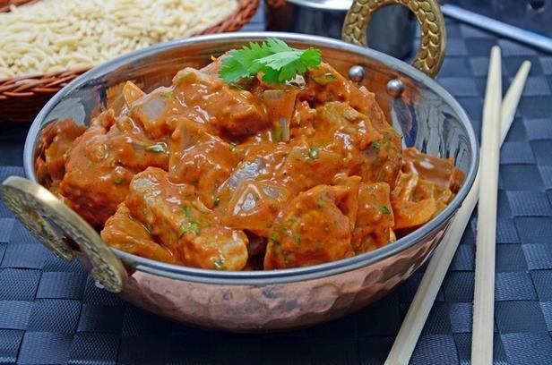 Подробный рецепт приготовления блюда - Баранина «Тикка масала»