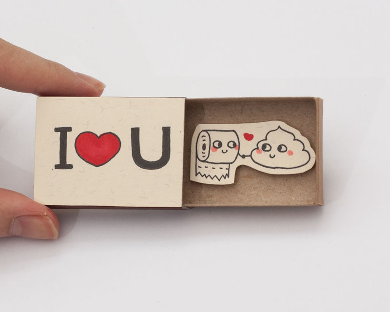 Фото креативных подарков своими руками