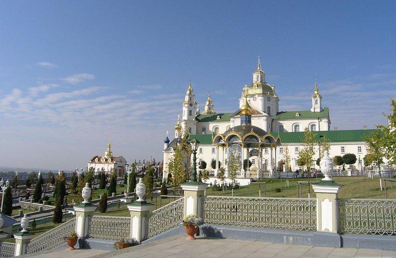 Достопримечательности Западной Украины