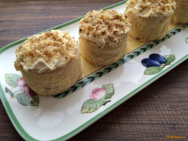Рецепты пирожных с фото простые и вкусные