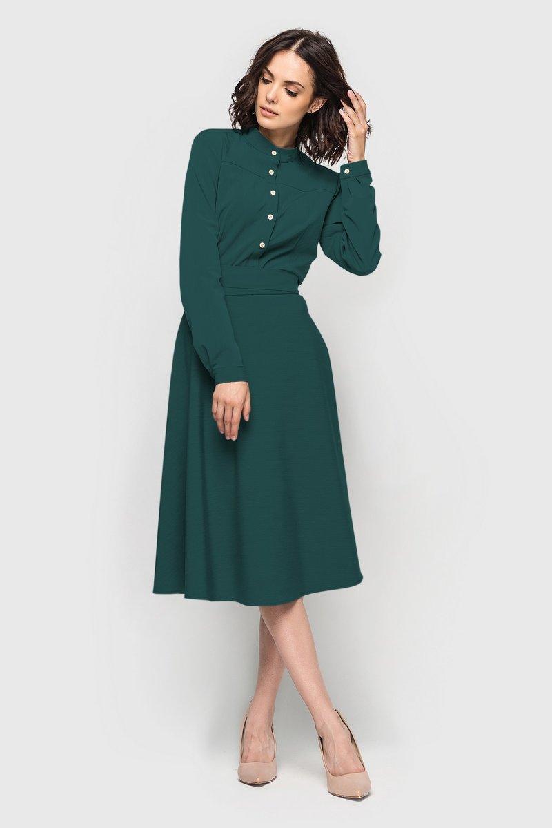 Платье из белоруссии зеленое