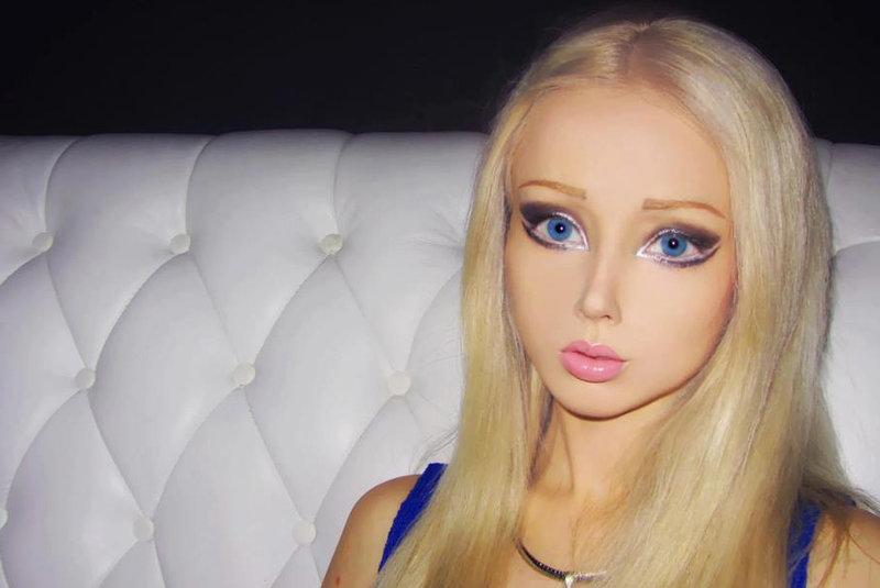 Живая Барби— Валерия Лукьянова