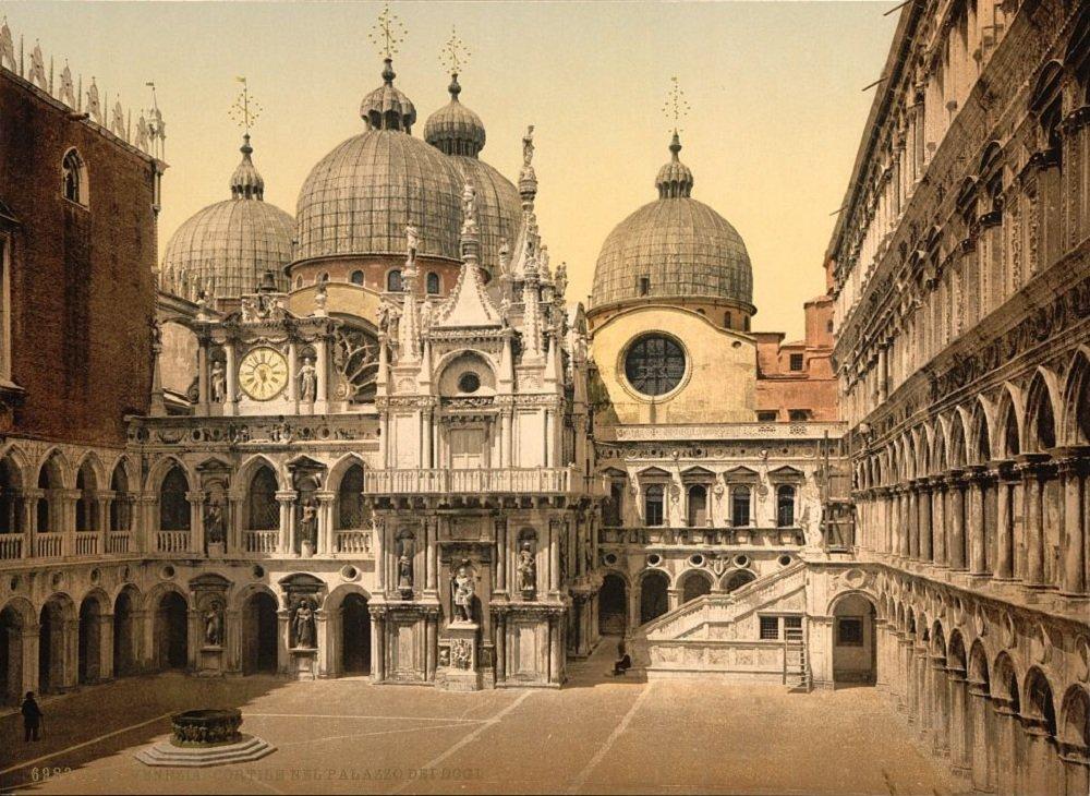 Картинка архитектуры возрождения