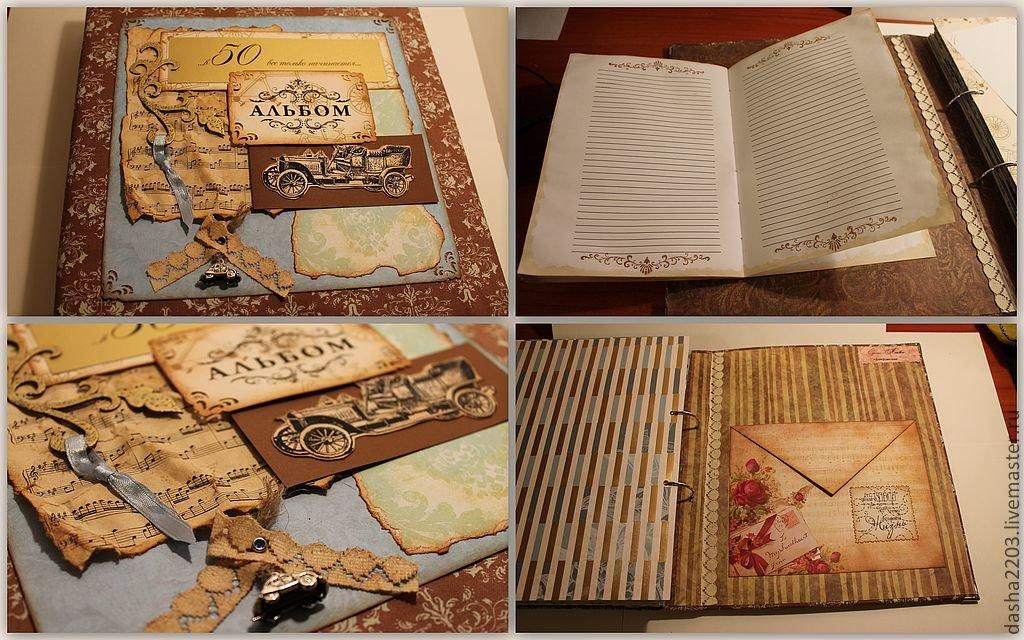 literary scrapbook