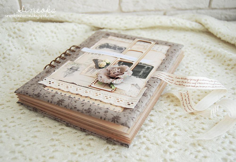 Фотоальбомы красивые своими руками