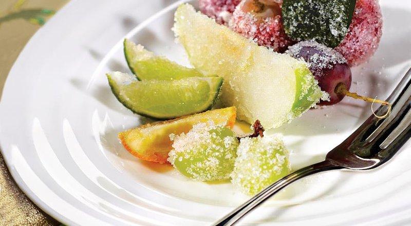 Засахаренные фрукты. Пошаговый рецепт с фото, удобный поиск рецептов на Gastronom.ru