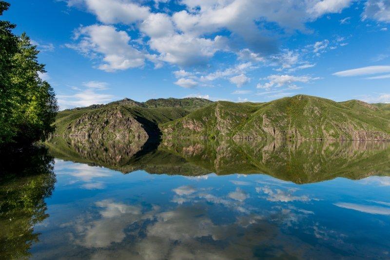 требовалось для фото реки иртыш в казахстане удерживает
