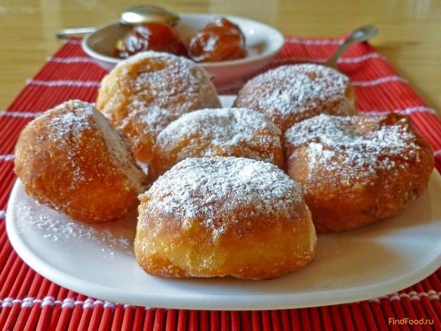 Рецепты вкусных пончиков в домашних условиях 231