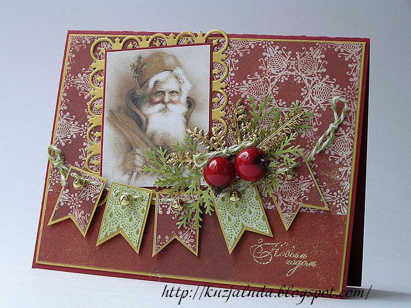 Картинки, скрапбукинг открытки новогодние мк