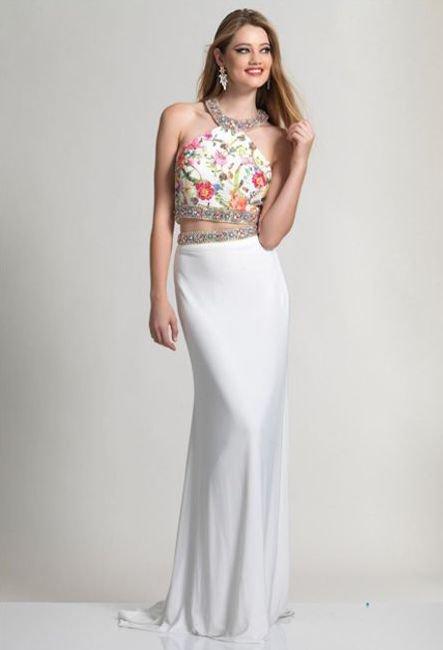 Длинное платье в наличии